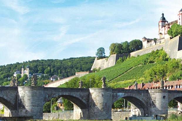 Mainfränkisches Museum: Brücke