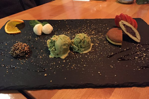 Kai Sushi & Bar Dessert