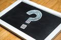 Quiz Frage Fragezeichen Question Mark Raten Fragen Stock