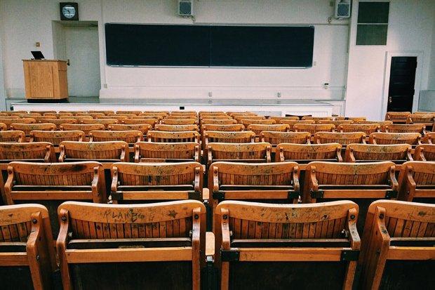 Hörsaal Universität