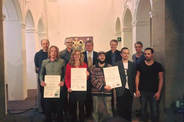 Preisträger junge Kultur