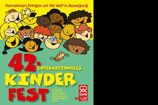 42. Internationales Kinderfest mit Doppelgeburtstag