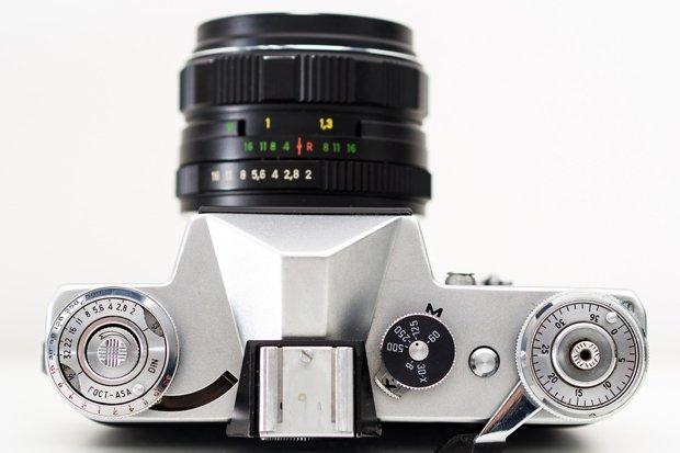 Kamera, Foto Stock