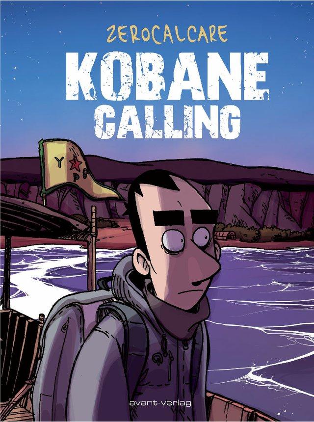 3x1 Comic: Kobane Calling