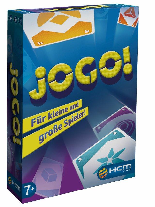3x1 Kartenspiel: Jogo!
