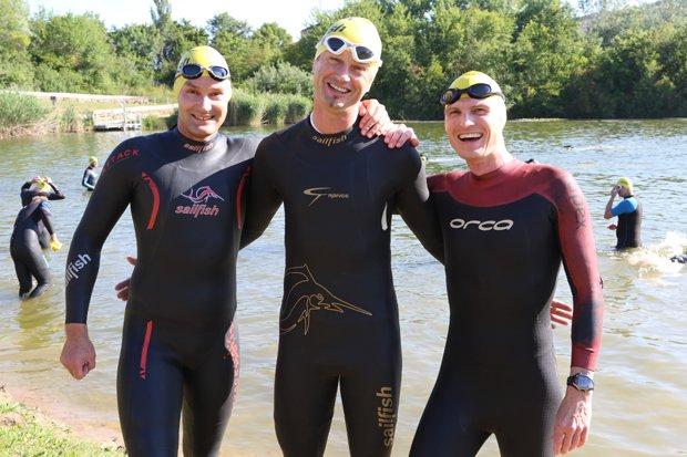 Triathlon Erlabrunner Badesee