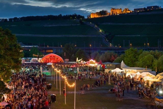 Umsonst & Draussen Festival Würzburg