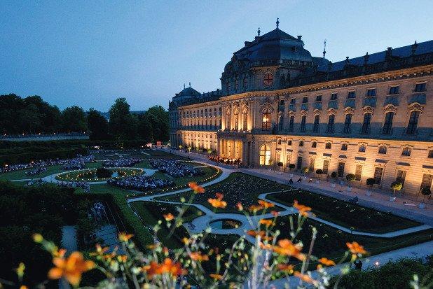 Mozartfest: Nachtmusik
